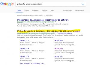 google-python